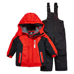 Watherproof Snowsuit- Boys Toddler