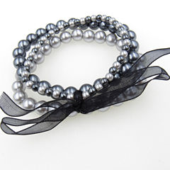Womens 3-pc. Brass Bracelet Set