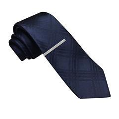JF J.Ferrar Plaid Tie