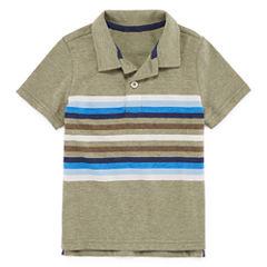 Arizona Short-Sleeve Polo - Toddler 2T-5T
