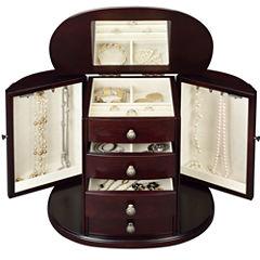 Chestnut Jewelry Box