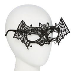 Spooky Streets Lace Masquerade Mask Dress Up Costume Womens