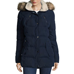 a.n.a Heavyweight Puffer Jacket
