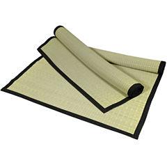 Oriental Furniture Goza Rectangular Rugs
