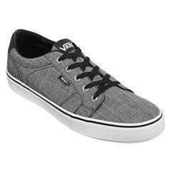 Vans® Bishop Textile Mens Skate Shoes