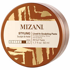 Mizani Lived-In Sculpting Hair Paste-1.7 oz.