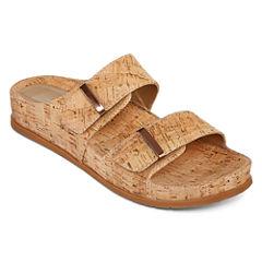 Yuu Coco Womens Slide Sandals
