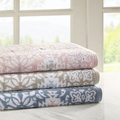 Madison Park Danica 6-pc. Bath Towel Set