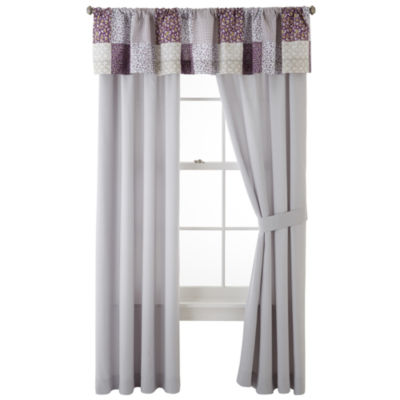 Affordable Home Expressions Leana Pack Curtain Panels With Jcp Collection Curtains