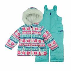 Carter's Heavyweight Snow Suit-Preschool Girls