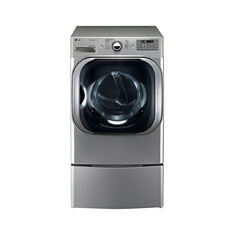 LG 9.0 cu. ft. Mega Capacity Gas Dryer with Steam™ Technology