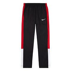 Nike® Tricot Warm-Up Pants - Preschool Boys 4-7