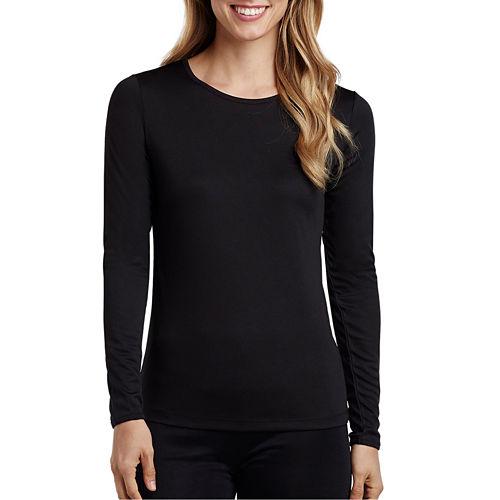 Cuddl Duds® Climatesmart® Long-Sleeve Crewneck Shirt