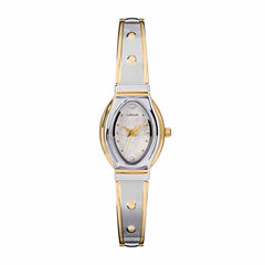 Timex Carriage By Timex Womens Two Tone Bracelet Watch-Cc3c790009j