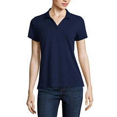 St. John's Bay Polo Shirt - Petites