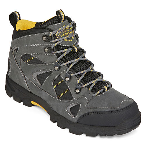 St. Johns Bay Mens Hiking Boots