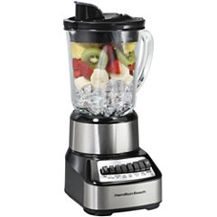 Hamilton Beach® Wave Crusher® Multi-Function Glass Jar Blender