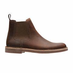 Clarks Bushacre Hill Mens Chukka Boots