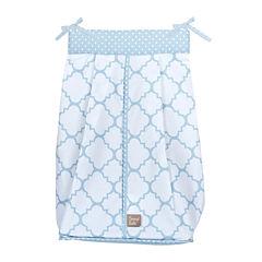 Trend Lab® Diaper Stacker - Blue