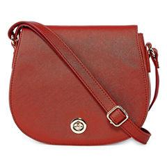 Boiyi Turnlock Crossbody Bag