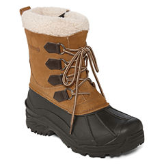 Weatherproof Traverse Mens Water Resistant Insulated Winter Boots