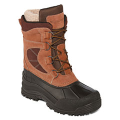 Weatherproof Tundra III Mens Water Resistant Insulated Winter Boots