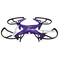 Sky Rider DRC377PR Falcon 2 Pro Quadcopter Drone with Video Camera