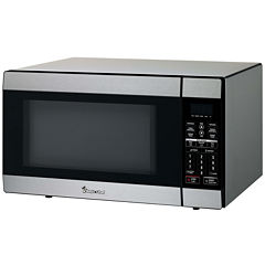 Magic Chef® 1.8-cu. ft. Stainless Steel Microwave Oven