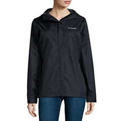 Columbia Grey Skies Rain Jacket