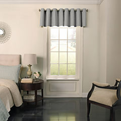 Beautyrest Malbrouk Grommet-Top Tailored Valance