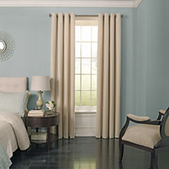 Beautyrest Malbrouk Blackout Grommet-Top Curtain Panel