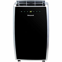 Honeywell MN Series 10000 BTU Portable Air Conditioner with Remote Control in Black/Silver