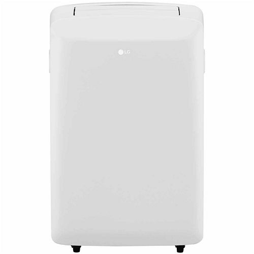 LG 8,000 BTU 115V Portable Air Conditioner with Remote Control