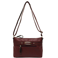 Rosetti Triple Play Tanya Crossbody Bag