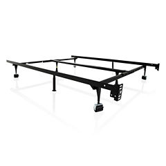 Malouf Structures Universal Adjustable Metal Bed Frame