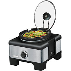Bella™ Linkable Serve & Store Single Slow Cooker System