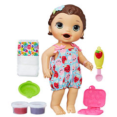 Hasbro Snackin' Lily Baby Alive Doll