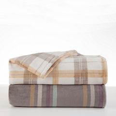 Vellux Allen Plaid Blanket
