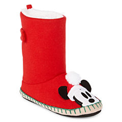 Disney Mickey Mouse Slip-On Slippers