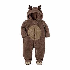 Carter's Christmas Lightweight Snow Suit-Baby Unisex