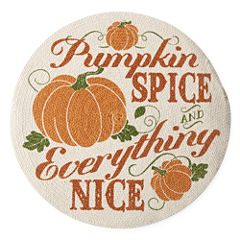 JCPenney Home Pumpkin Spice 4-pc. Placemat