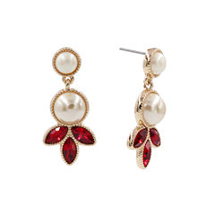 Monet Jewelry Drop Earrings
