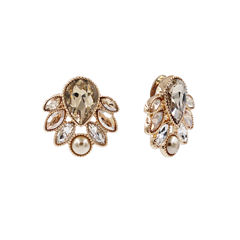 Monet Jewelry Clip On Earrings