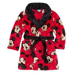 Mickey Mouse Pajama Boys Robe