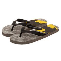 Batman Flip-Flops