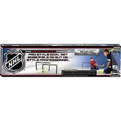 Franklin Sports NHL Mini Hockey 2-Goal Set