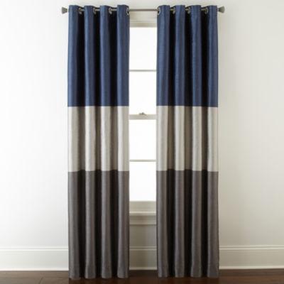 Studio™ Trio Grommet Top Curtain Panel