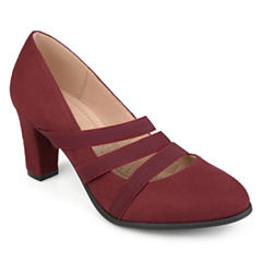 Journee Collection Loren Womens Pumps