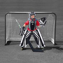 Franklin Sports NHL Comp 100 Goalie Set: Jr S/M