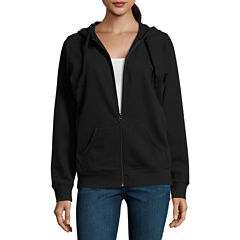 St. John's Bay Active Lightweight Fleece Jacket